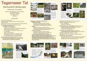 Tegernseer Tal – Faltblatt 1