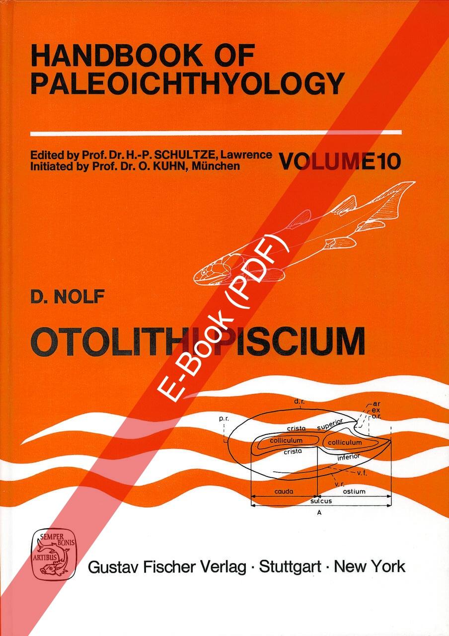 Otolithi piscium (ebook)