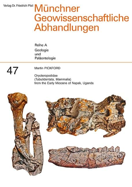 Orycteropodidae (Tubulidentata, Mammalia) from the Early Miocene of Napak, Uganda