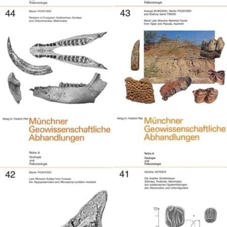 Münchner Geowissenschaftliche Abhandlungen Reihe A: Geologie und Paläontologie