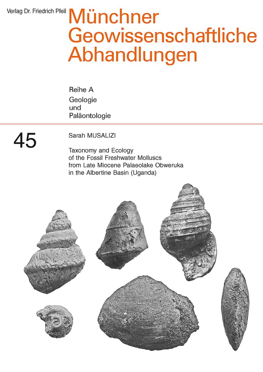Taxonomy and Ecology of the Fossil Freshwater Molluscs from Late Miocene Palaeolake Obweruka
